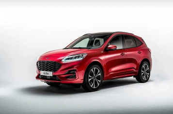 Ford Kuga anche Plug-in HYBRID