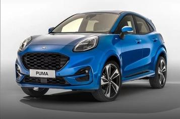 Ford Puma anche Hybrid