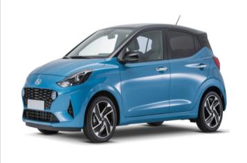 Hyundai Nuova i 10