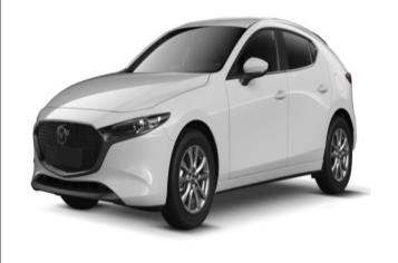 Mazda 3,  a Gasolio o Hybrid/Benzina
