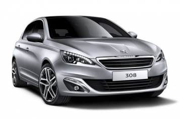 Peugeot 308 ,anche SW