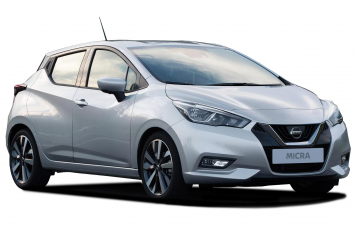 Nissan Micra anche GPL